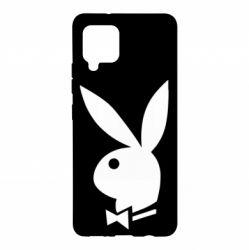 Чохол для Samsung A42 5G Заєць Playboy