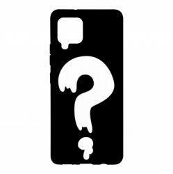 Чехол для Samsung A42 5G Знак Вопроса