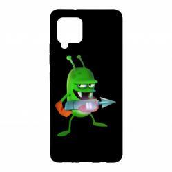 Чехол для Samsung A42 5G Zombie catchers