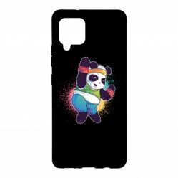 Чохол для Samsung A42 5G Zumba Panda