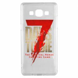 Чохол для Samsung A5 2015 7 Days To Die