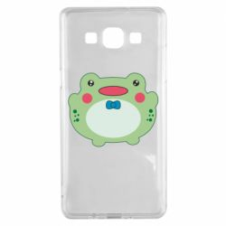 Чохол для Samsung A5 2015 Baby frog