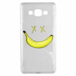 Чехол для Samsung A5 2015 Banana smile