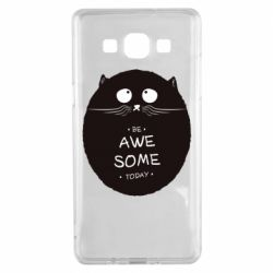 Чохол для Samsung A5 2015 Be Awesome Today!