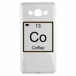 Чохол для Samsung A5 2015 Co coffee