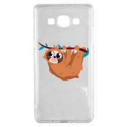 Чохол для Samsung A5 2015 Cute sloth