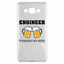 Чохол для Samsung A5 2015 Engineer Powered By Beer