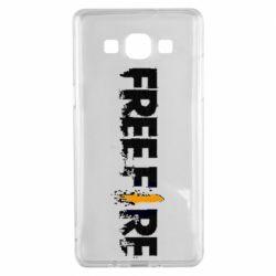 Чехол для Samsung A5 2015 Free Fire spray