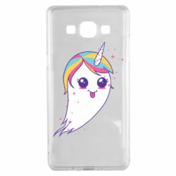 Чохол для Samsung A5 2015 Ghost Unicorn