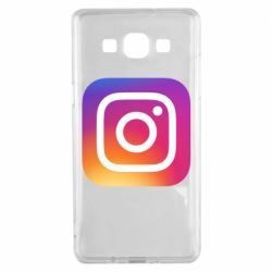 Чохол для Samsung A5 2015 Instagram Logo Gradient
