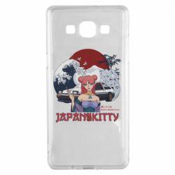 Чохол для Samsung A5 2015 Japan Kitty