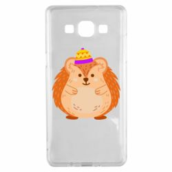 Чохол для Samsung A5 2015 Little hedgehog in a hat