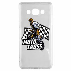 Чехол для Samsung A5 2015 Motocross