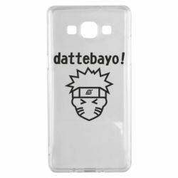 Чохол для Samsung A5 2015 Naruto dattebayo!