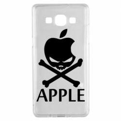 Чехол для Samsung A5 2015 Pirate Apple