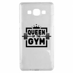 Чохол для Samsung A5 2015 Queen Of The Gym