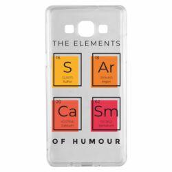 Чохол для Samsung A5 2015 Sarcasm