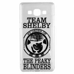 Чохол для Samsung A5 2015 Team Shelby the Peaky Blinders