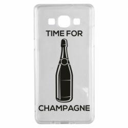 Чохол для Samsung A5 2015 Time for champagne