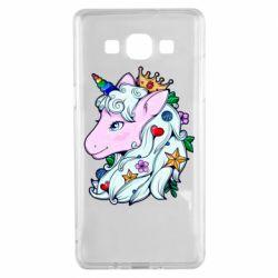 Чохол для Samsung A5 2015 Unicorn Princess