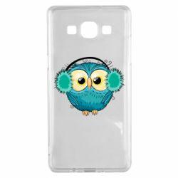 Чехол для Samsung A5 2015 Winter owl