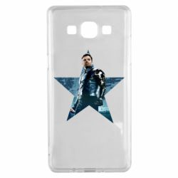 Чохол для Samsung A5 2015 Winter Soldier Star