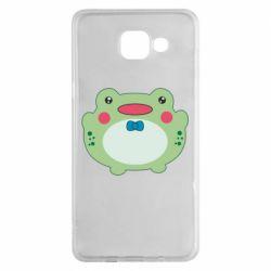 Чохол для Samsung A5 2016 Baby frog