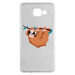 Чохол для Samsung A5 2016 Cute sloth