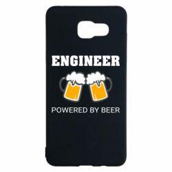 Чохол для Samsung A5 2016 Engineer Powered By Beer
