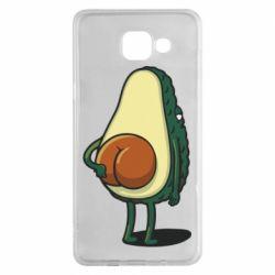 Чохол для Samsung A5 2016 Funny avocado