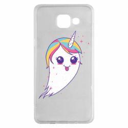 Чохол для Samsung A5 2016 Ghost Unicorn