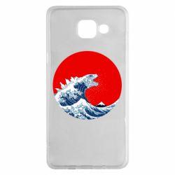 Чохол для Samsung A5 2016 Godzilla Wave