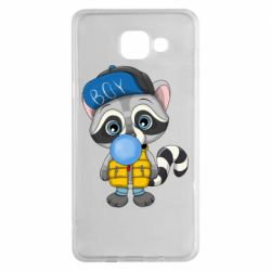 Чехол для Samsung A5 2016 Little raccoon