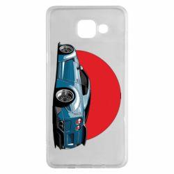 Чехол для Samsung A5 2016 Nissan GR-R Japan