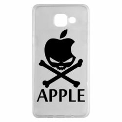 Чехол для Samsung A5 2016 Pirate Apple
