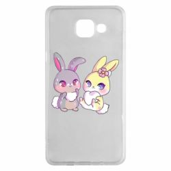 Чохол для Samsung A5 2016 Rabbits In Love