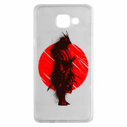 Чохол для Samsung A5 2016 Samurai spray