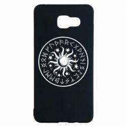 Чохол для Samsung A5 2016 Sun in runes
