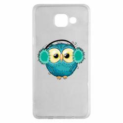 Чехол для Samsung A5 2016 Winter owl