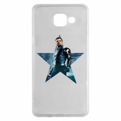 Чохол для Samsung A5 2016 Winter Soldier Star