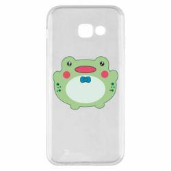 Чохол для Samsung A5 2017 Baby frog
