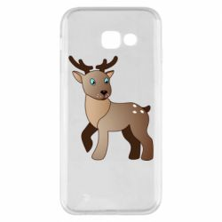 Чехол для Samsung A5 2017 Cartoon deer
