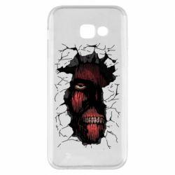 Чохол для Samsung A5 2017 Colossal titan