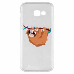Чохол для Samsung A5 2017 Cute sloth