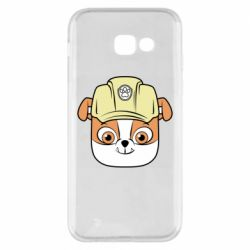Чохол для Samsung A5 2017 Dog in helmet