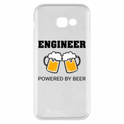 Чохол для Samsung A5 2017 Engineer Powered By Beer