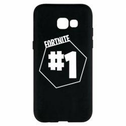 Чохол для Samsung A5 2017 Fortnight number 1