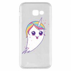 Чохол для Samsung A5 2017 Ghost Unicorn