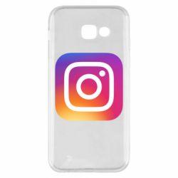 Чохол для Samsung A5 2017 Instagram Logo Gradient