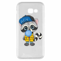 Чехол для Samsung A5 2017 Little raccoon